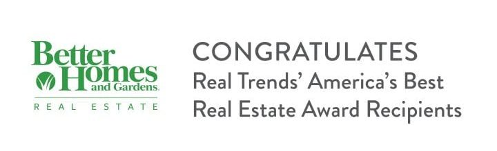 2017 Real Trends Award Winners for U.S.!  Drumroll, Please…….